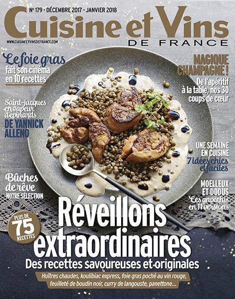 Cuisine et Vins de France 179