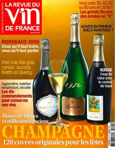 La Revue du Vin de France 617