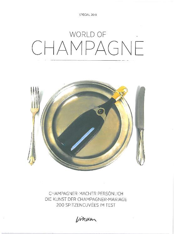 World Of Champagne 2018
