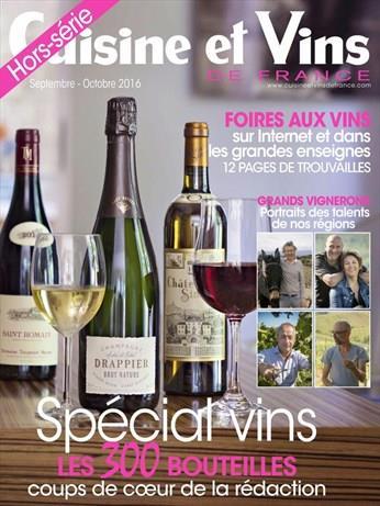 Cuisine et Vins de France HS 9