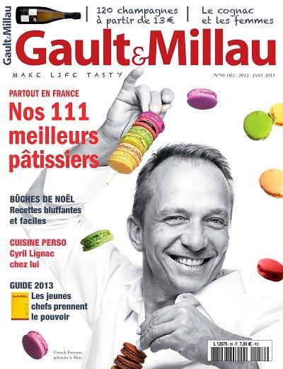 Gault & Millau 12/2012