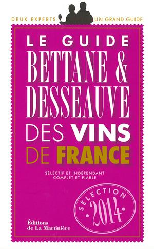 Guide Bettane & Desseauve 2014