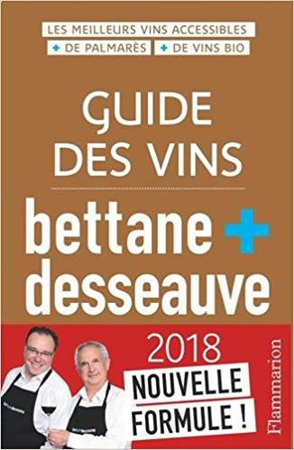 Guide Bettane & Desseauve 2018