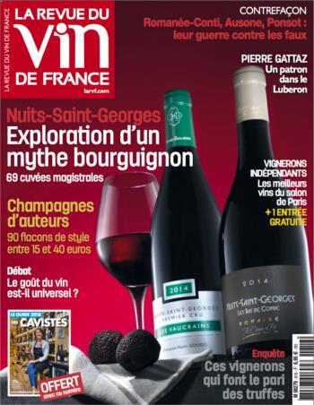 La Revue du Vin de France 616