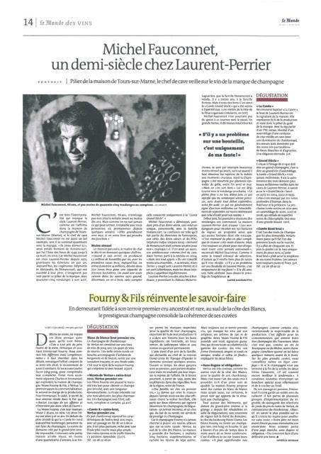 Le Monde des Vins 06/2018