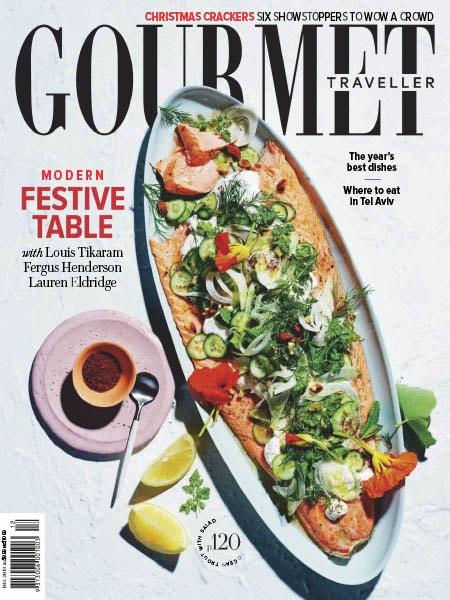 Australian Gourmet Traveller 12-19