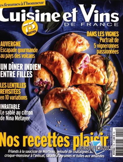 Cuisine & Vins - 192 - 01/2020