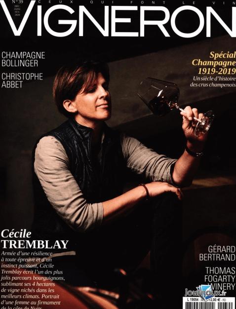 Vignerons Magazine - 39 - 12/2019