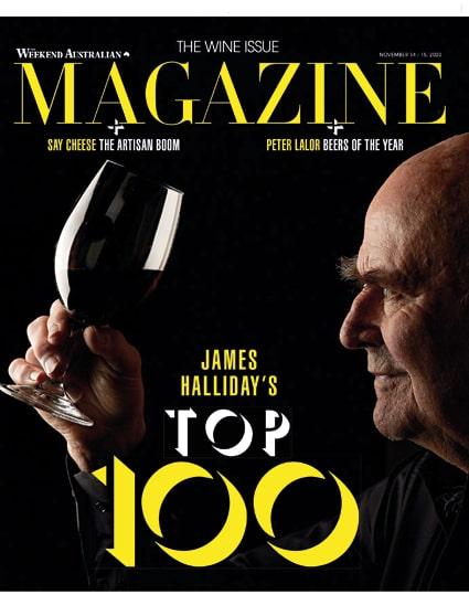 James Halliday's Top 100